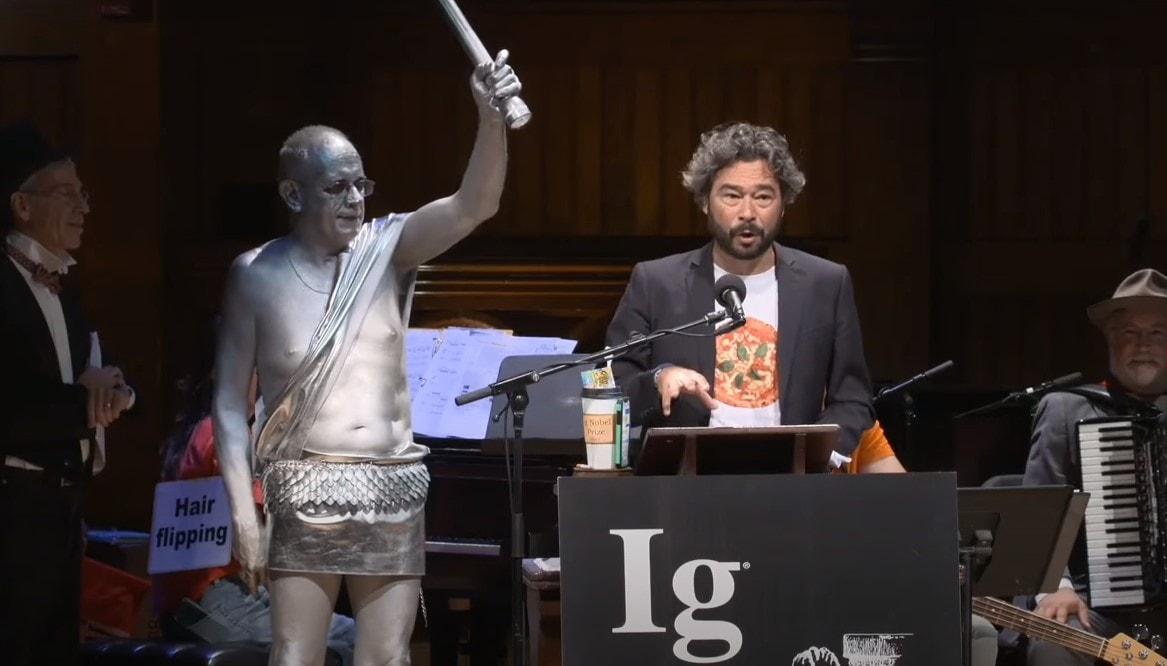 Ігнобелівська премія 2019