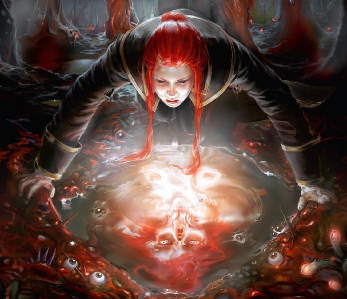Lamentation of the Flame Princess