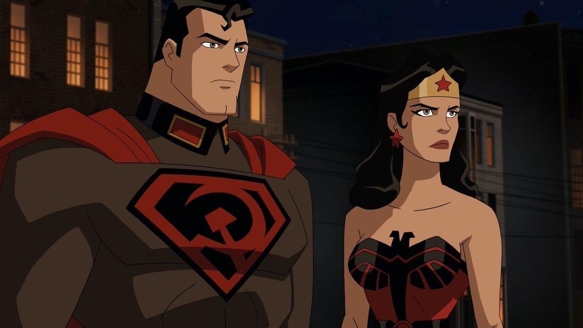 """Олексій Півень: """"Супермен: Червоний син"""" — відгук на комікс та анімаційний фільм"""