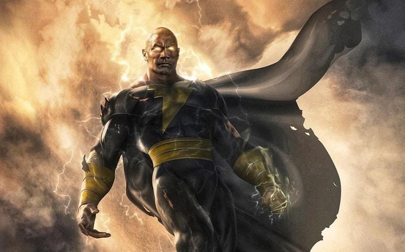 Комікс та кіно новини на 30.05.20: Чорний Адам, Супермен, Агенти, Загін, Месники