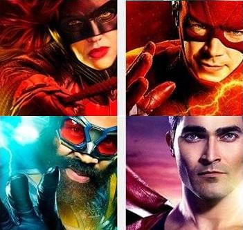 DC на CW