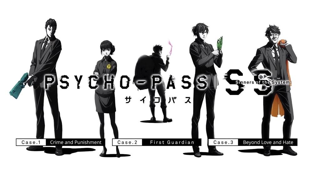 Psycho Pass SS
