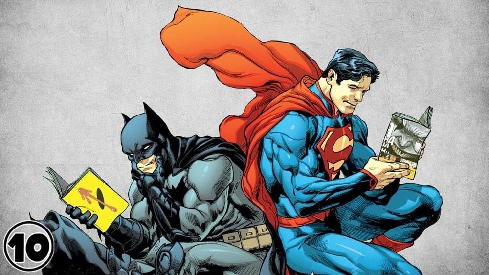 ТОП 10 супергеройських коміксів