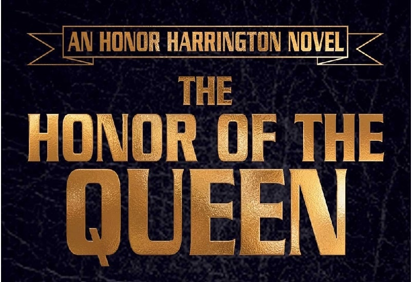 "Андрій Ворон: ""The Honor of the Queen"""