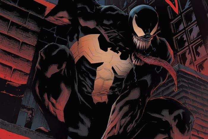 Максим Карповець: Venom Vol. 1 (2018)