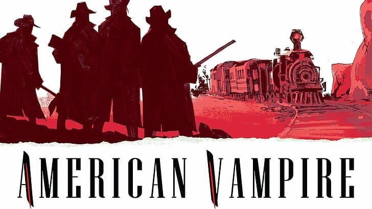 Максим Карповець: American Vampire Vol. 1