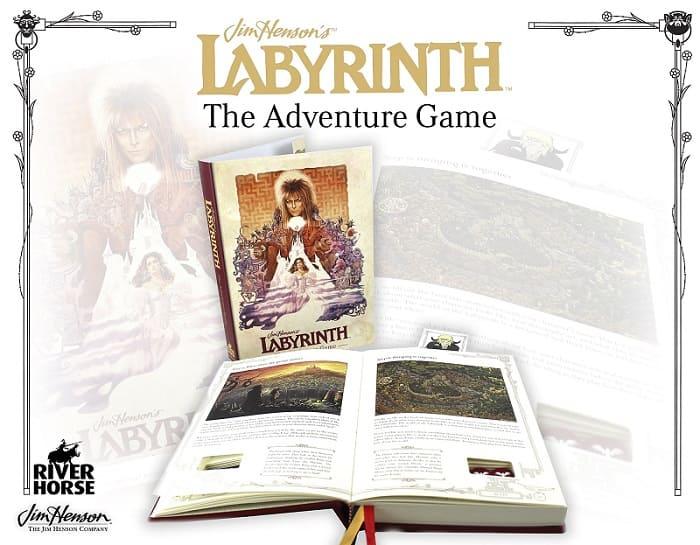 "Володимир Кузнєцов: ""Labyrinth: The Adventure Game"""